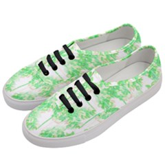 Palm Trees Tropical Beach Pattern  Women s Classic Low Top Sneakers by CrypticFragmentsColors