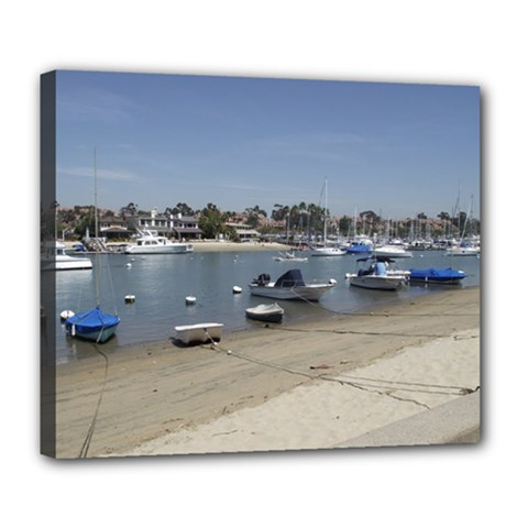 Balboa 3 Deluxe Canvas 24  X 20   by bestdesignintheworld