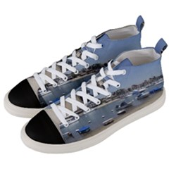 Balboa 3 Men s Mid Top Canvas Sneakers by bestdesignintheworld