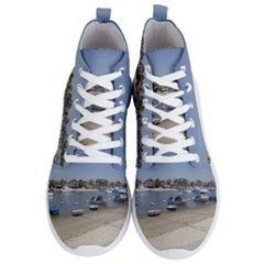 Balboa 3 Men s Lightweight High Top Sneakers by bestdesignintheworld