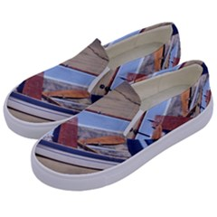 Balboa 4 Kids  Canvas Slip Ons by bestdesignintheworld