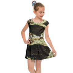 There Is No Promissed Rain 3jpg Kids Cap Sleeve Dress by bestdesignintheworld