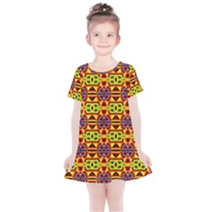 F 8 Kids  Simple Cotton Dress