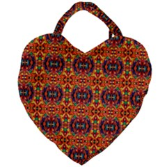 G 2 Giant Heart Shaped Tote by ArtworkByPatrick1
