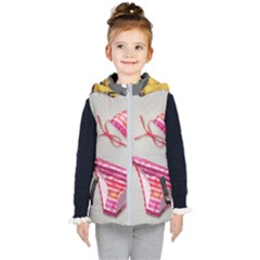 Urban T Shirts, Tropical Swim Suits, Running Shoes, Phone Cases Kid s Hooded Puffer Vest