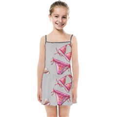 Urban T Shirts, Tropical Swim Suits, Running Shoes, Phone Cases Kids Summer Sun Dress by gol1ath