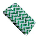 CHEVRON1 WHITE MARBLE & GREEN MARBLE Samsung Galaxy Note 8.0 N5100 Hardshell Case  View5