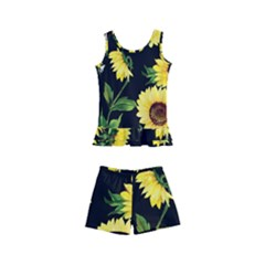 Sunflower Kid s Boyleg Swimsuit