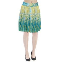 Melting Pleated Skirt