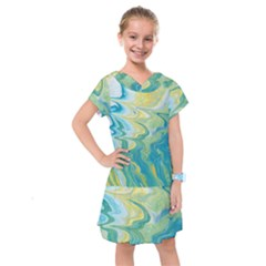 Melting Kids  Drop Waist Dress