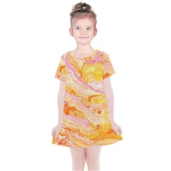 Sun Storm Kids  Simple Cotton Dress by lwdstudio