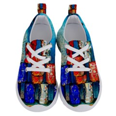 Soup Cans   After The Lunch Running Shoes