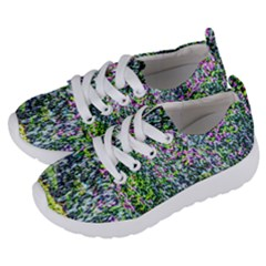 Lilacs Of The First Water Kids  Lightweight Sports Shoes by FunnyCow