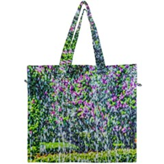 Lilacs Of The First Water Canvas Travel Bag