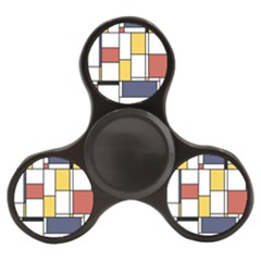 De Stijl Abstract Art Finger Spinner by FunnyCow