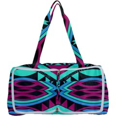 Ovals And Rhombus                                     Multi Function Bag by LalyLauraFLM