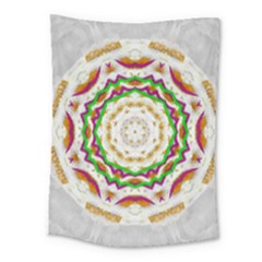 Fauna In Bohemian Midsummer Style Medium Tapestry by pepitasart