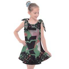 Cool Kids  Tie Up Tunic Dress