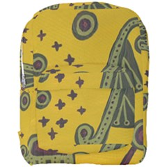 Indian Violin Full Print Backpack