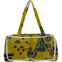 Indian Violin Multi Function Bag	 by snowwhitegirl