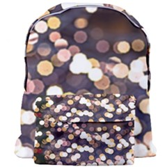 Bright Light Pattern Giant Full Print Backpack by FunnyCow