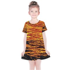Liquid Gold Kids  Simple Cotton Dress