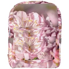 Beautiful Flowering Almond Full Print Backpack by FunnyCow