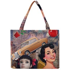 Out In The City Mini Tote Bag