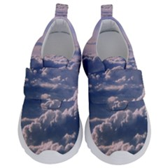 In The Clouds Velcro Strap Shoes by snowwhitegirl