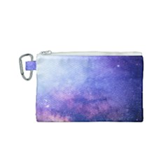 Galaxy Canvas Cosmetic Bag (small)