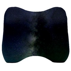 Galaxy Sky Velour Head Support Cushion by snowwhitegirl