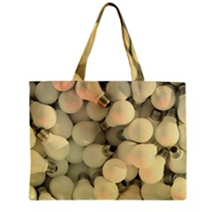 Bulbs Zipper Mini Tote Bag