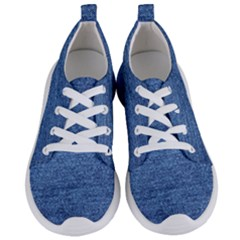 Blue Denim Women s Lightweight Sports Shoes