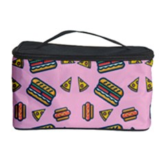 Fast Food Pink Cosmetic Storage
