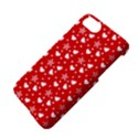 Hearts And Star Dot Red Apple iPhone 7 Hardshell Case View4