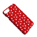 Hearts And Star Dot Red Apple iPhone 7 Hardshell Case View5