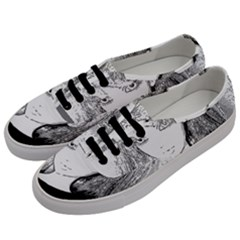 Girl Men s Classic Low Top Sneakers by snowwhitegirl