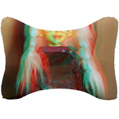 Eating Lunch 3d Seat Head Rest Cushion