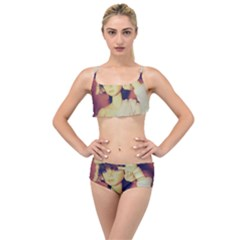 Captain Layered Top Bikini Set by snowwhitegirl