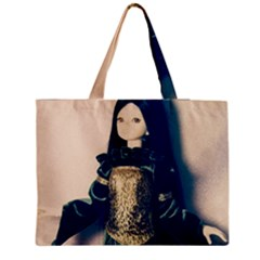 Forest Queen Zipper Medium Tote Bag by snowwhitegirl