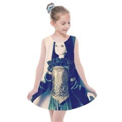 Forest Queen Kids  Summer Dress
