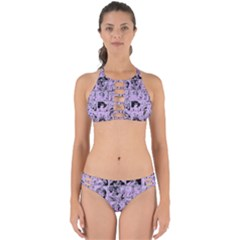 Lilac Yearbook 1 Perfectly Cut Out Bikini Set