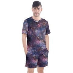 Wormhole 2514312 1920 Men s Mesh Tee And Shorts Set by snowwhitegirl