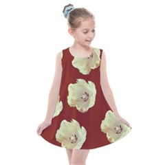 Red Tulips Kids  Summer Dress