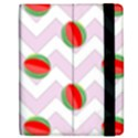 Watermelon Chevron Samsung Galaxy Tab 7  P1000 Flip Case View2