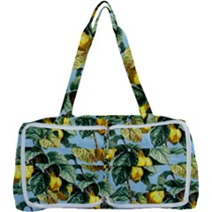 Fruit Branches Blue Multi Function Bag