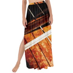 Cello Performs Classic Music Maxi Chiffon Tie Up Sarong by FunnyCow