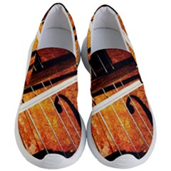 Cello Performs Classic Music Women s Lightweight Slip Ons by FunnyCow