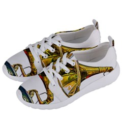 Vintage Gramophone Women s Lightweight Sports Shoes by FunnyCow
