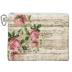 On Wood 2226067 1920 Canvas Cosmetic Bag (xxl) by vintage2030